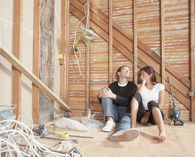 Preparing your home for a contractor,